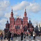 ロシア旅行-モスクワ