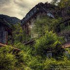 関連記事「白石鉱山 最上部遺構群」のサムネイル画像