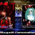 鬼巫女X vs ナル・イグジステンスX