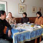 清水さんの訪問