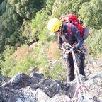 県連岩登り講習会