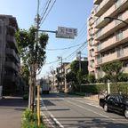 歩いて新横浜