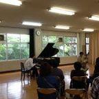 草原の馬頭琴と森のピアノ