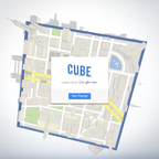 Googleマップで遊べる「Cube A game about Google Maps」がおもしろい!