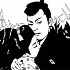 映画「編笠権八」観た
