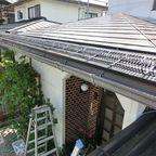 金属 横長尺屋根