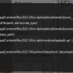 Blender2pmxのエラー回避