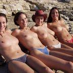 海外のヌーディストビーチ