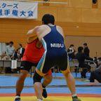 全日本マスターズレスリング