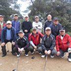42会ゴルフコンペ