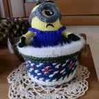 編み編み作品
