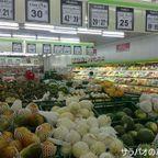 業者向けの格安スーパーマーケット マクロで買物 in パトゥムターニー県
