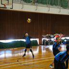 20151220 日向お船出小学生バレーボール大会