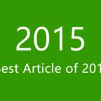 管理人が選ぶ2015年のShopDDの記事ベスト10!