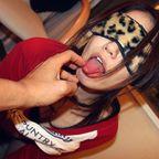 アイマスクで視覚を奪われ絶頂…セックス画像