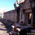 エンシェントシティは有名な寺院や遺跡を集めた広大な行楽施設 in  サムットプラカーン県