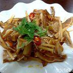 Fu Huaは日本人好みの淡白な料理が多い台湾料理店  in プラチャーラートバンペン