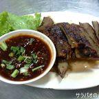 ローカル価格のイサーン料理店 Jaekoy Restaurant in ラチャテーウィー