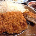 勝一はタイで一番美味しいと評判のとんかつ屋 in ナナ