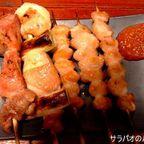 昭和初期の雰囲気の居酒屋 焼き鳥 金ちゃん in プロンポン