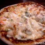 カオサンのピザ屋 KOH LANTA PIZZERIA on チャクラポン通りのソイ