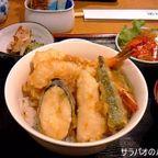 味里は揚物が美味しい日本料理店 in チャーンイッサラ・タワービル