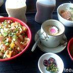 海岸沿いにある日本料理レストラン おはな食堂 in シラチャ