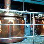 タワンデーンで出来立てドイツビールを飲む Ram Indra店