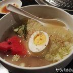 看板メニューの冷麺が絶品の焼肉・冷麺 ヤマト in トンロー
