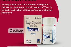 Dacihep 60mg Generic Daklinza - Hepatitis Medicines Exporter in China, Hong Kong