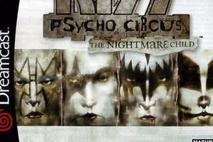 【KISS Psycho Circus: The Nightmare Child】