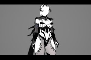 Death Lady from Vindictus