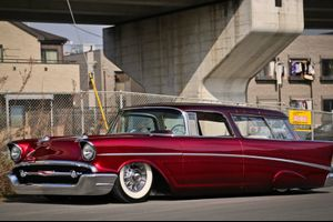 "FOR SALE  1957 NOMAD "" Acid 57 "" !"