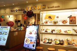 【pancake】Curry Kitchen VENUS by cafe Madu@新宿