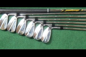 NEW!EPON AF-TOUR MB FORGEDとDGS200ツアーイッシュ オーダークラブ