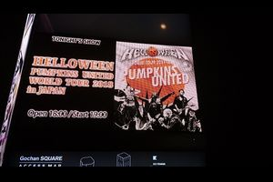 HELLOWEEN 来日公演 PUMPKINS UNITED TOUR 2018.3.16 at EX THEATER ROPPONGI 感想
