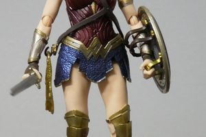 143 S.H.Figuarts Wonder Woman(JUSTICE LEAGUE)