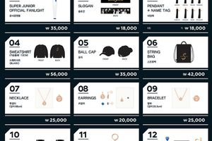 SUPER SHOW 7S ☆【OFFICIAL GOODS】