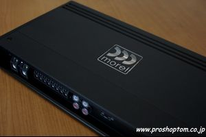 morel MPS Power Amplifier