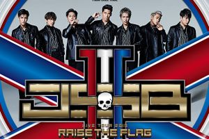 "WOWOW放送番組『三代目 J SOUL BROTHERS LIVE TOUR 2019 ""RAISE THE FLAG""』"