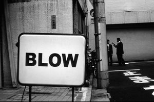 life goes on.blow.