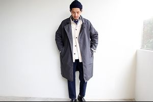 Ordinary fits/オーディナリーフィッツ ATELIER COAT