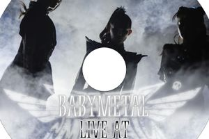 BABYMETAL LIVE AT THE FORUM ラベル