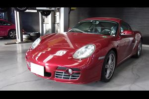 2008y Cayman S TipS 12ヵ月点検整備 PARTⅡ