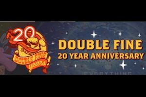 Humble Double Fine 20th Anniversary Bundle 開始