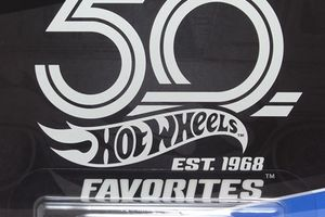 '60's Ford Econoline Pickup -Hot Wheels-