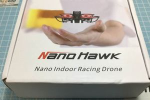 Emax Nanohawk 65mm 1S Whoop 完全レビュー!①【Unbox編】