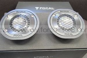 FOCAL TBM    34mm/TWEETER